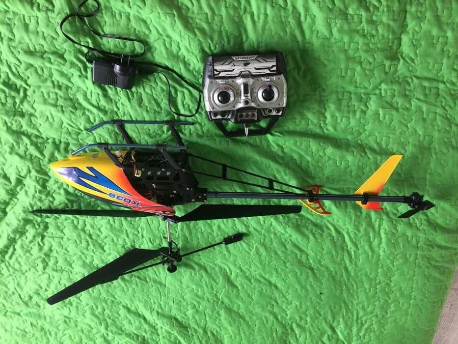 Vendo elicoptero k039