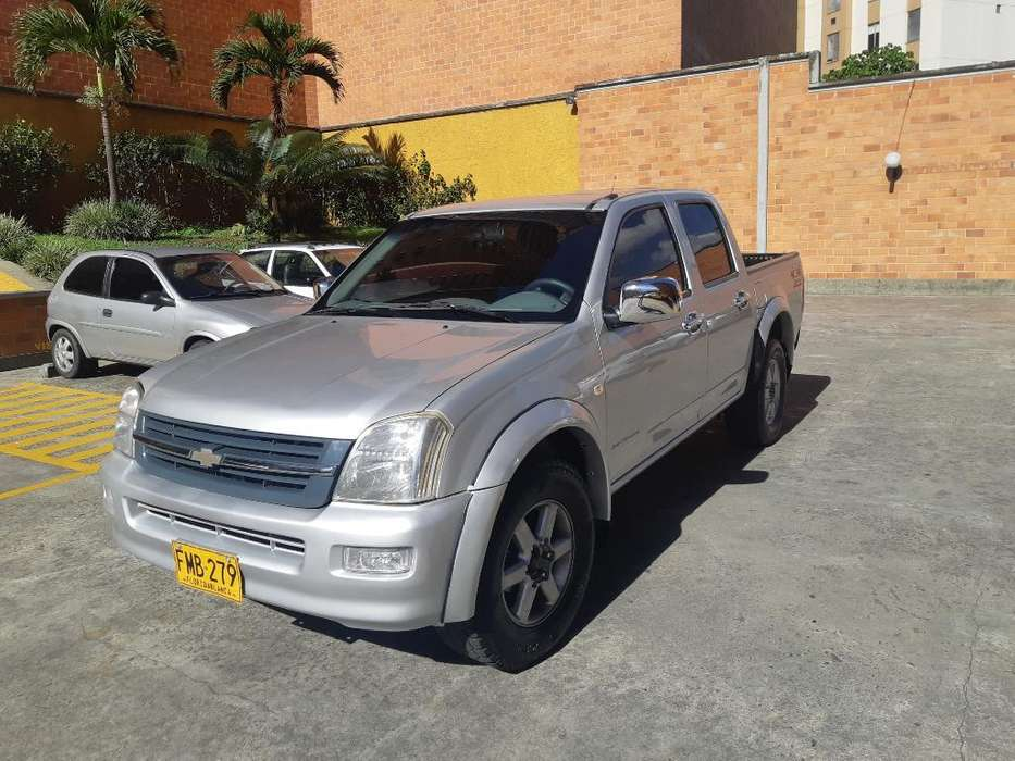 Chevrolet Luv D-Max 2007 - 125000 km