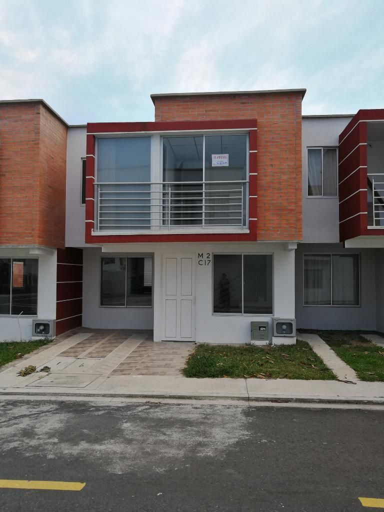 Renta Casa Conj. Casas Del Campo