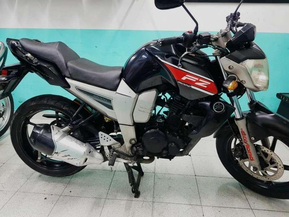 Yamaha Fz16 Modelo 2011