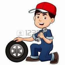 Se necesita mécanico para motos.