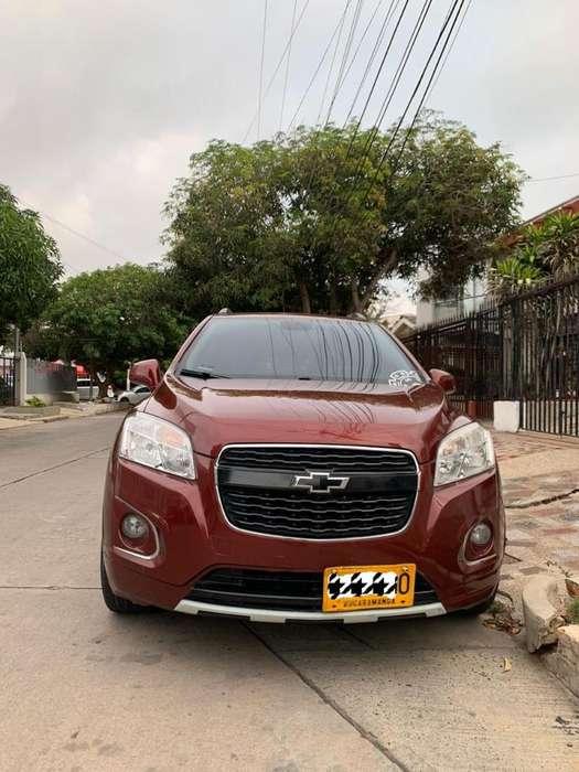 Chevrolet Tracker 2015 - 45000 km