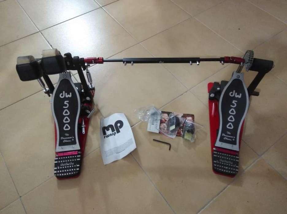 Doble pedal DW 5000 Izquierdo
