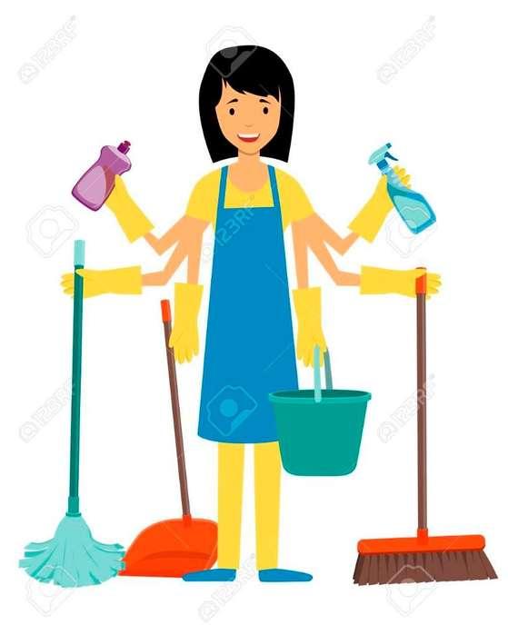 Busco Empleo Como Ama de Casa O Niñera