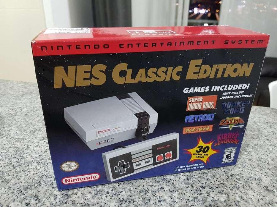 Nintendo NES Classic Nuevo