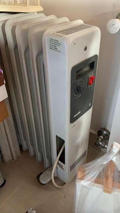 Radiador <strong>calefactor</strong> Philips