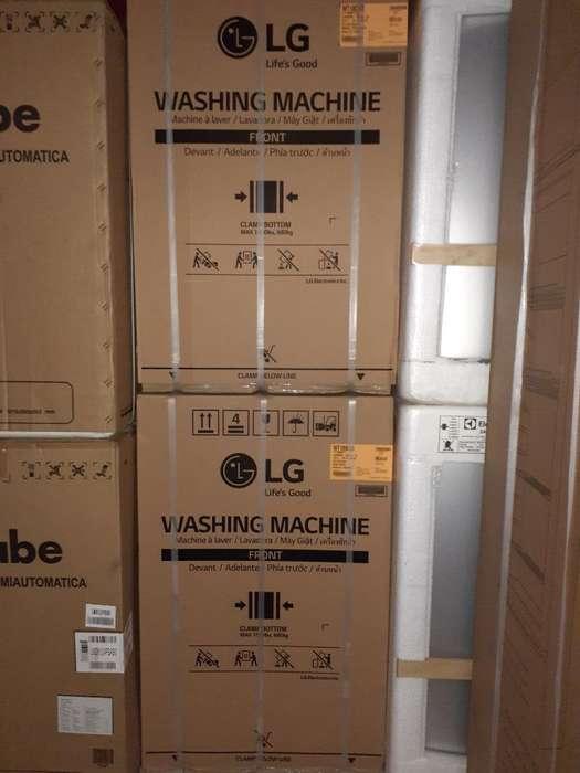 Lavadoras Automáticas.