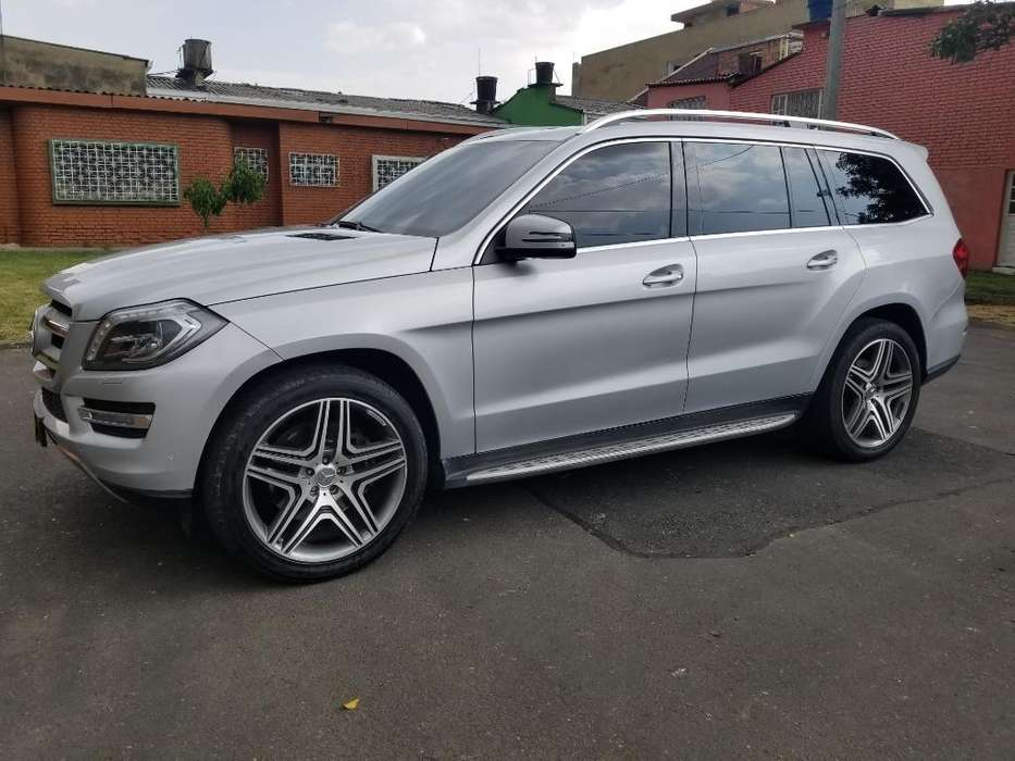 <strong>mercedes</strong>-Benz Clase GL 2014 - 58000 km
