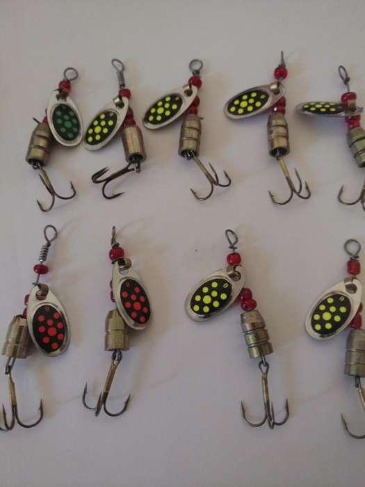 Cucharas Pesca Truchas