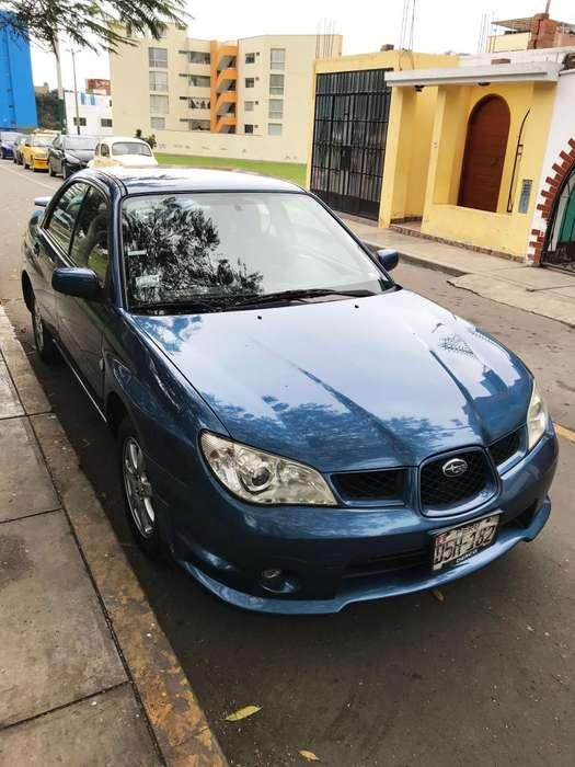Subaru Impreza 2007 - 122000 km