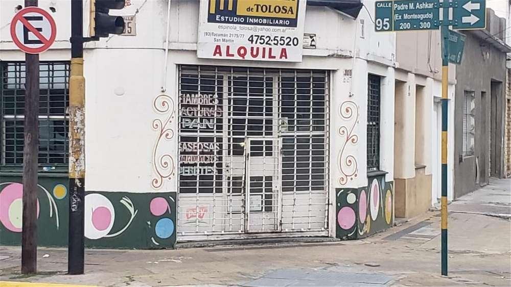 Rosales, Esq. Monteagudo 200 - 10.000 - Local Alquiler