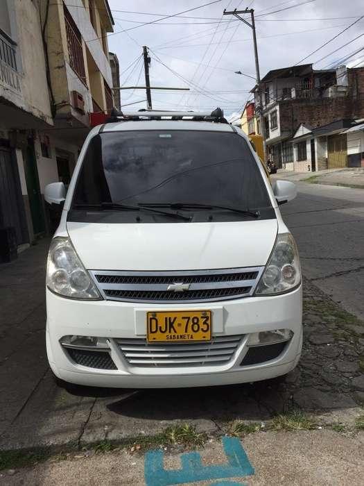Chevrolet N200 2012 - 181000 km