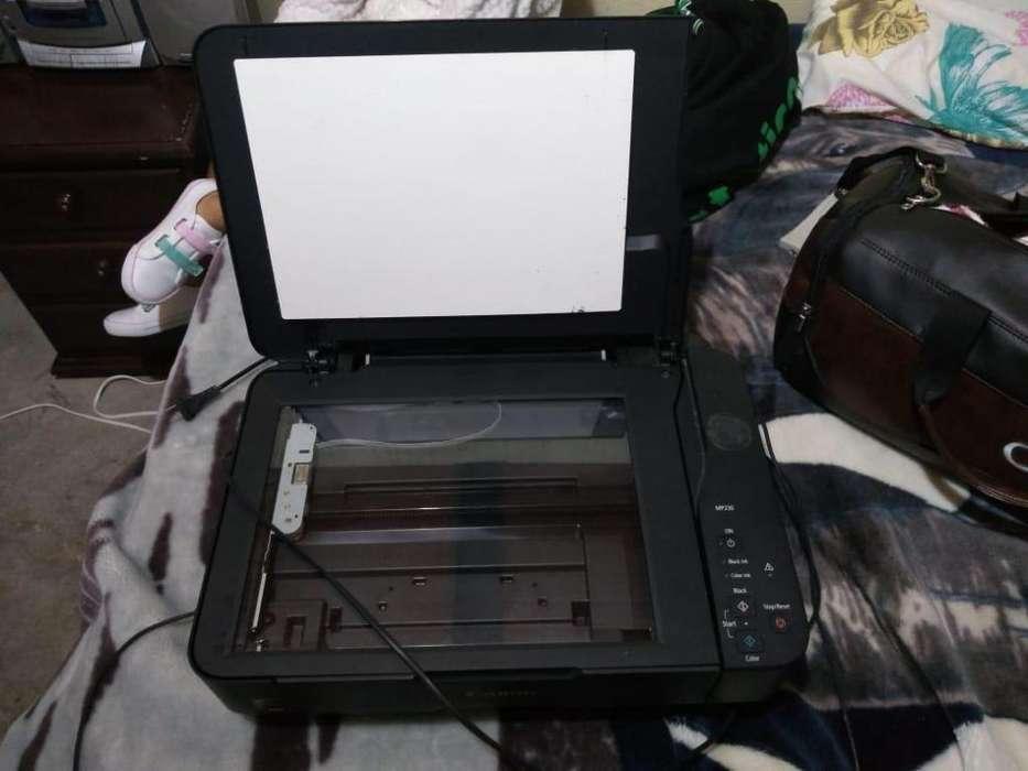 impresora multifuncional canon pixma mp230