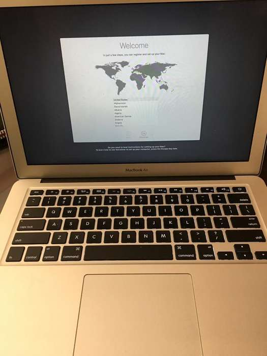 Macbook Air 13 / Modelo 2014 250Gb