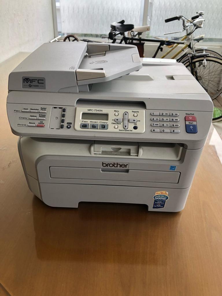 Impresora /Fotocopiadora Brother