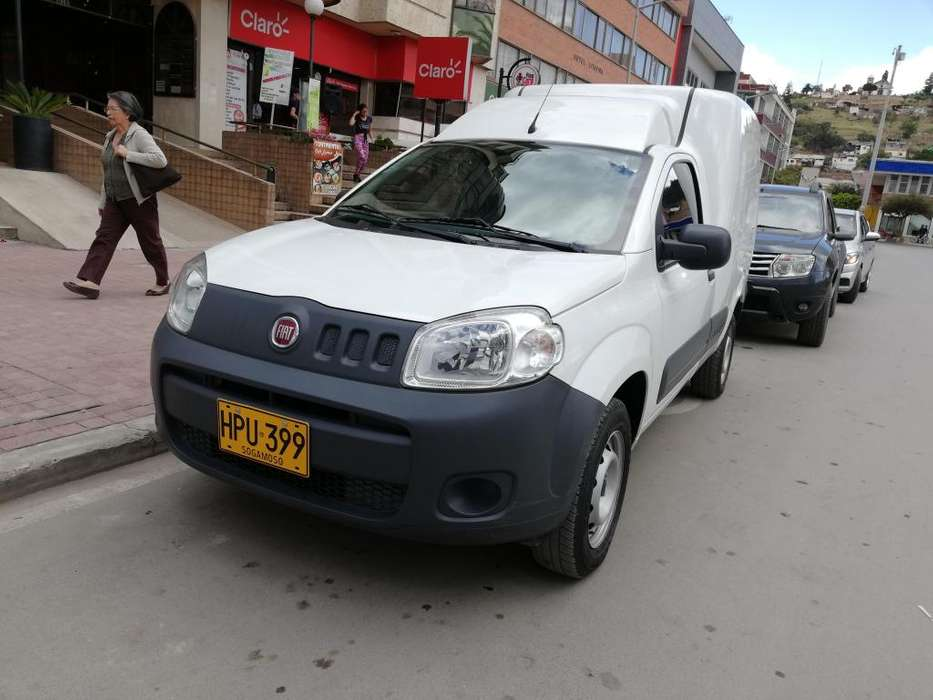<strong>fiat</strong> Fiorino 2018 - 29000 km