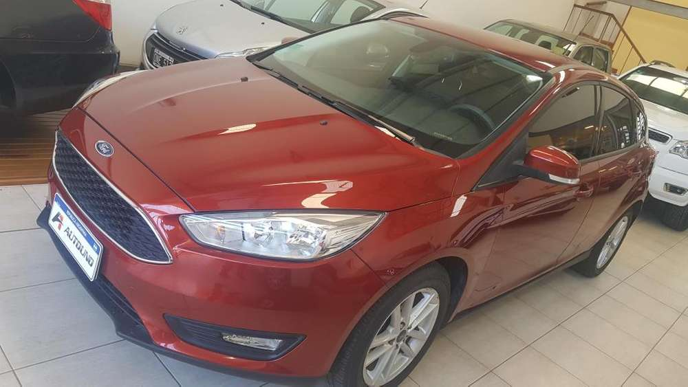 Ford Focus 2017 - 58000 km