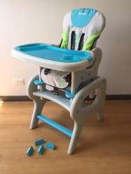 Conjunto Mesa Silla Bebes Y Niños