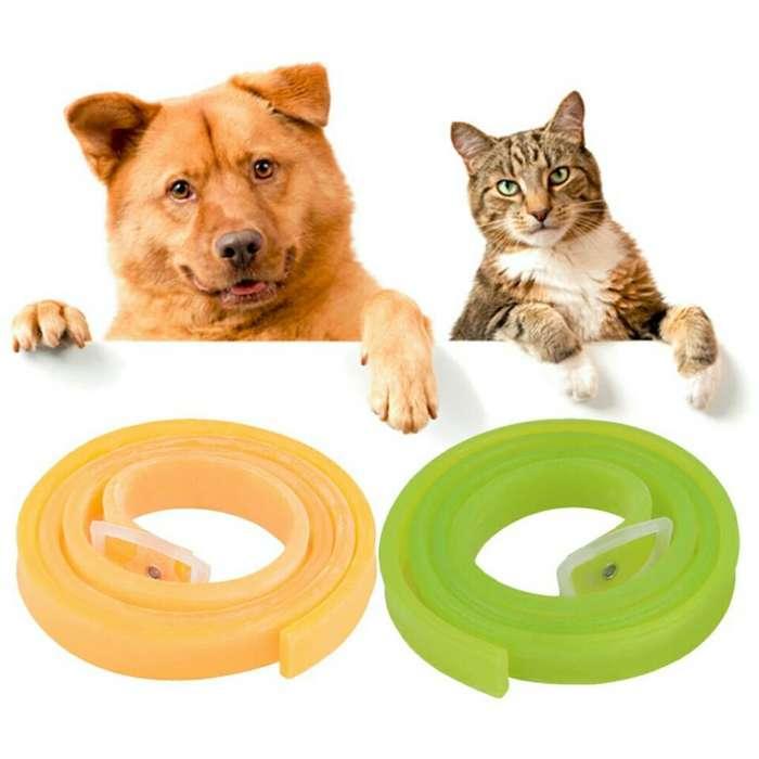 Collar Antipulgas y Garrapatas para Perros Grandes