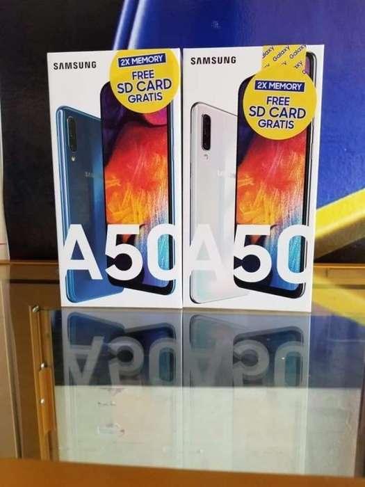 Samsung Galaxy A50 2019 Originales Nuevo