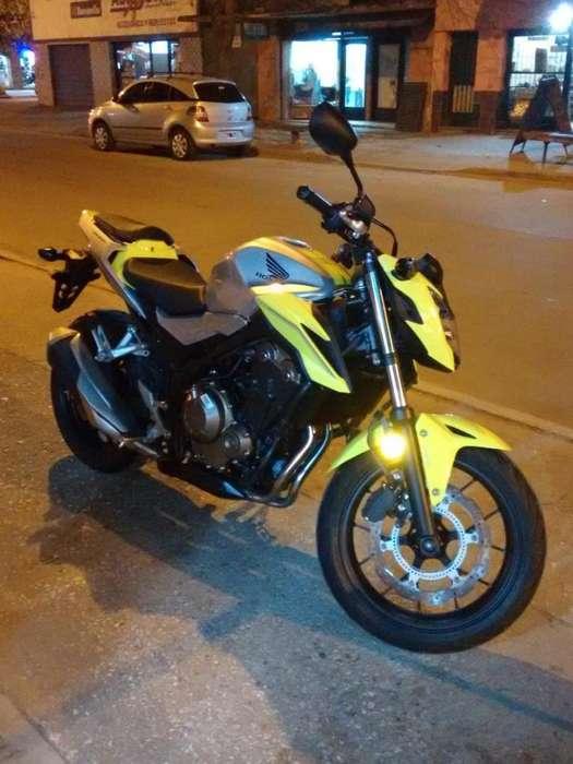 Vendo Honda Cb 500f