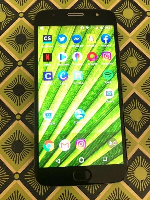 Vendo Celular Moto G5 S Plus