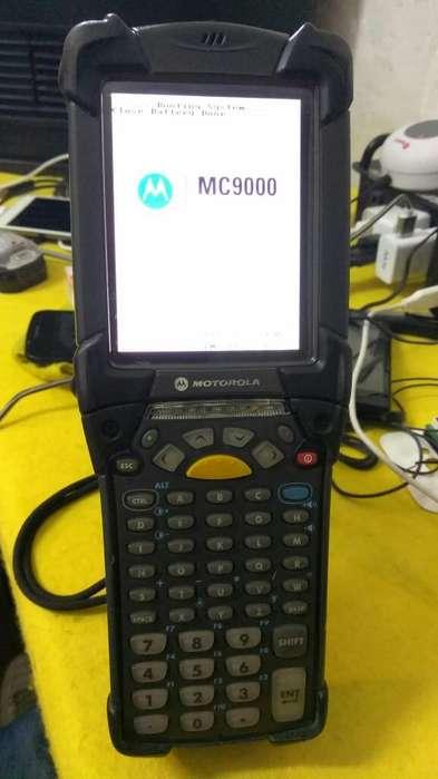 Lector Codigos Motorola Mc9090