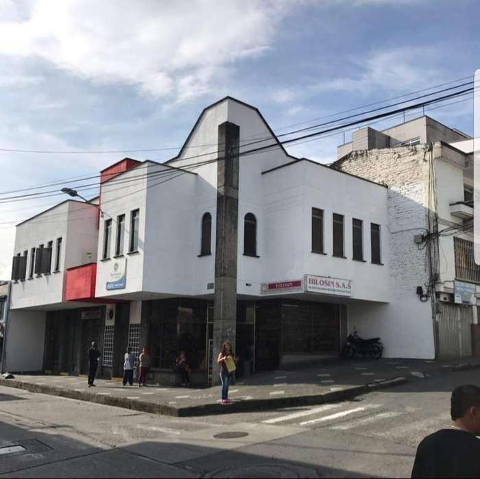 Renta Local para Oficinas Centro Pereira