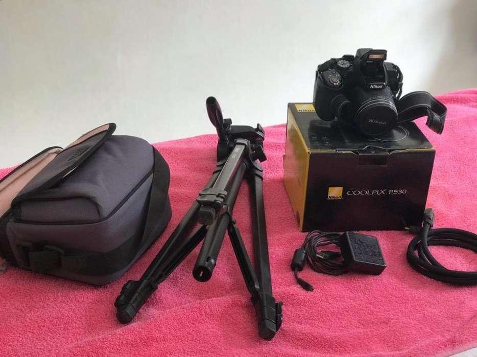 Camara Semi Profesional Ref Nikon P530