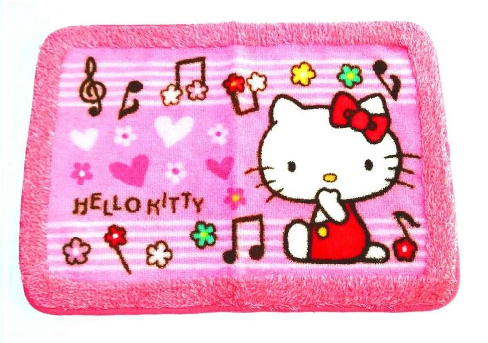 HELLO KITTY ALFOMBRA MUSIC