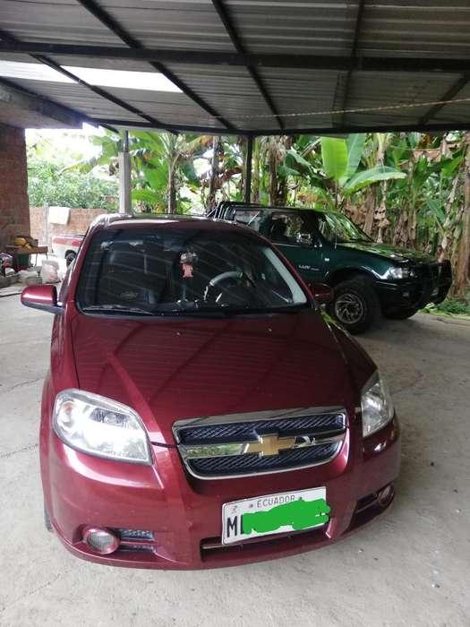 Chevrolet Aveo 2016 - 65000 km