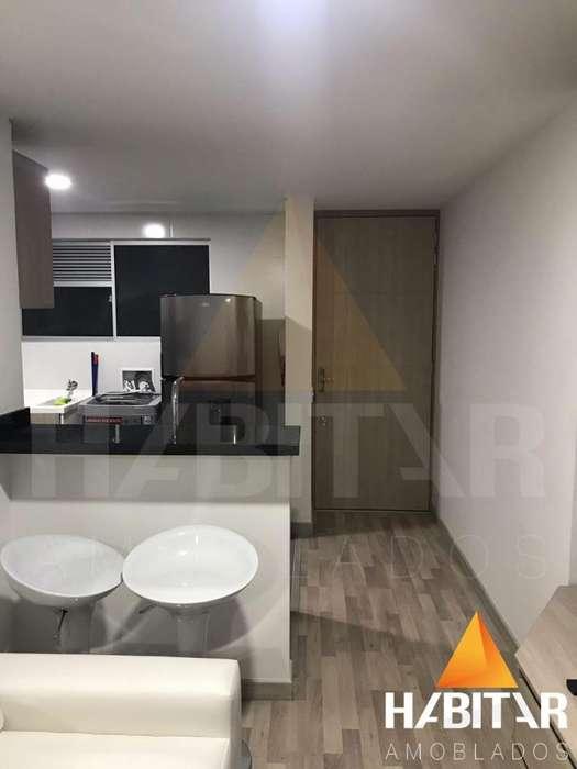 Apartaestudio Amoblado En Bucaramanga para Alquiler Temporal