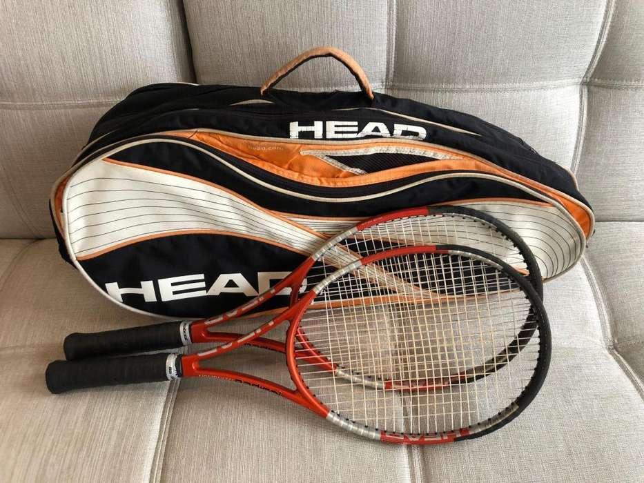 Raquetas profesionales de tenis Head Radial MP Liquidmetal