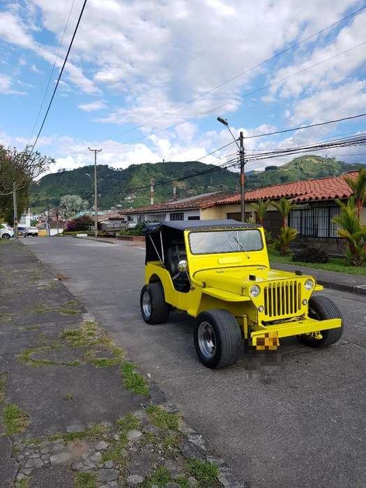 <strong>jeep</strong> Willys 1954 - 1524 km