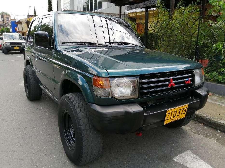 Mitsubishi Montero 1998 - 206000 km