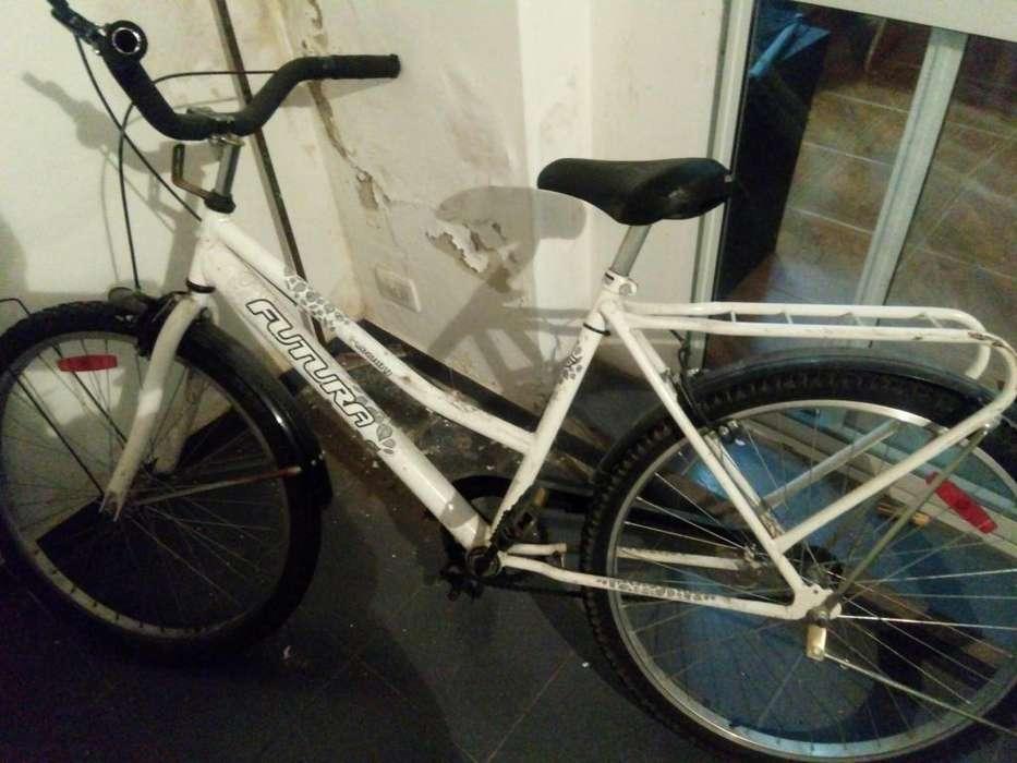 Bicicleta futura rodado 26