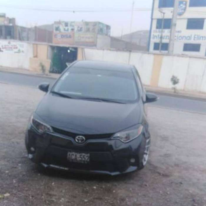 Toyota Corolla 2015 - 40000 km