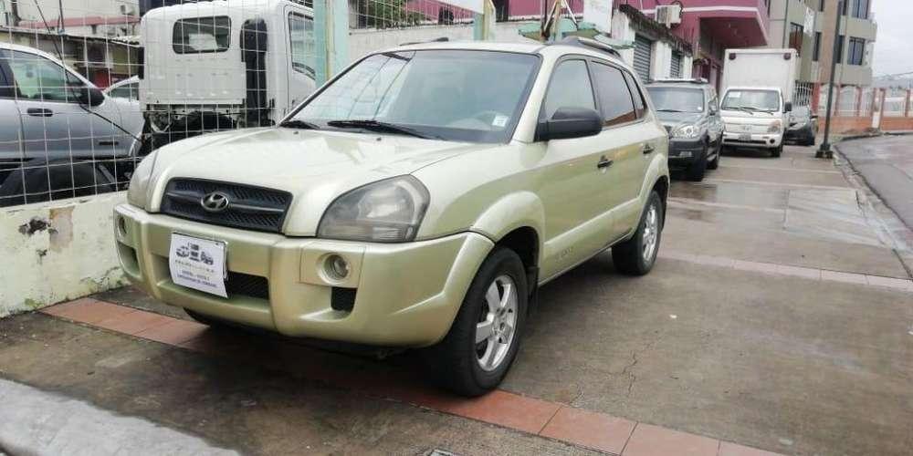 Hyundai Tucson 2005 - 100000 km