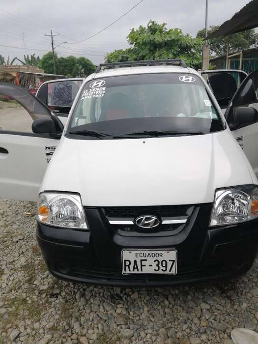 Hyundai Atos 2007 - 0 km
