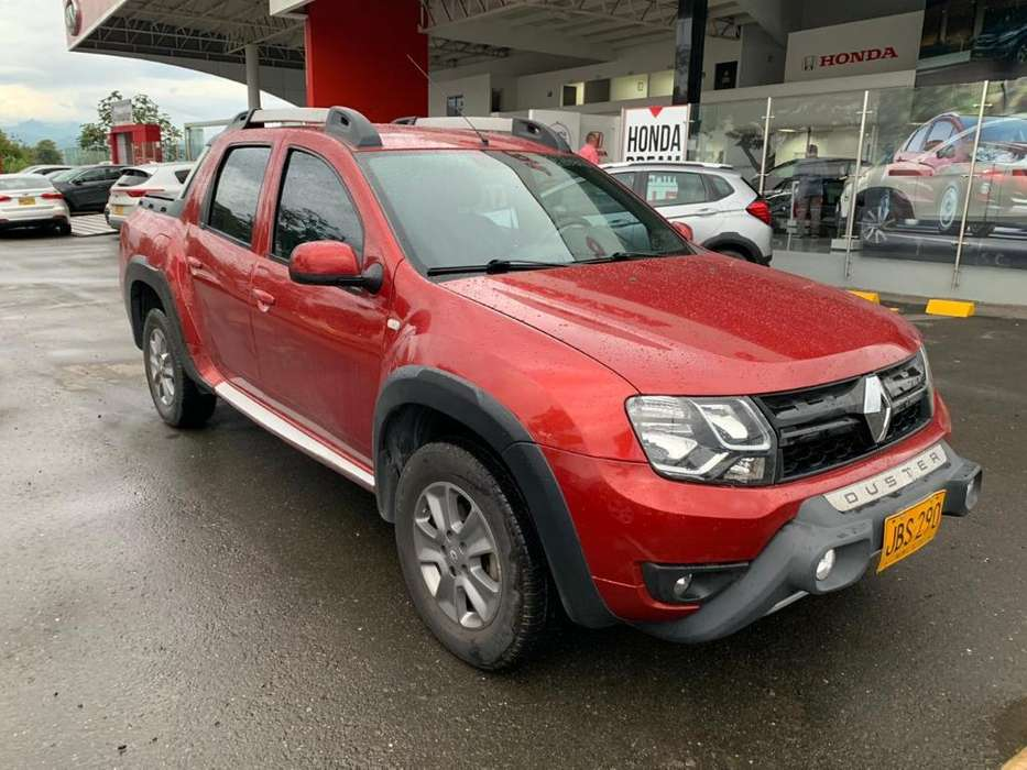 Renault Duster 2017 - 60000 km