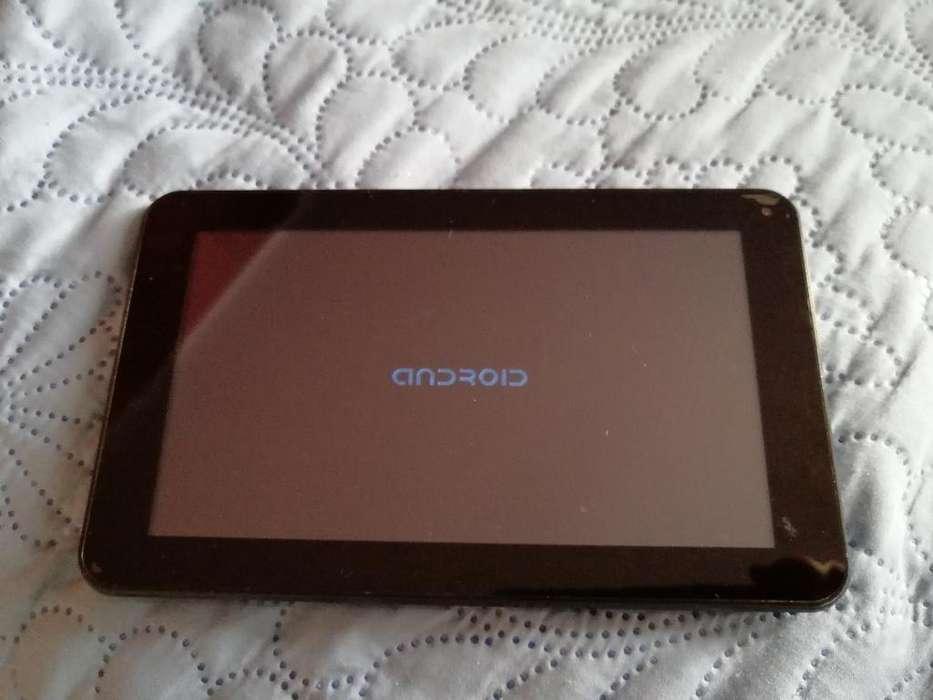 Tablet Compumax Detalle Batería