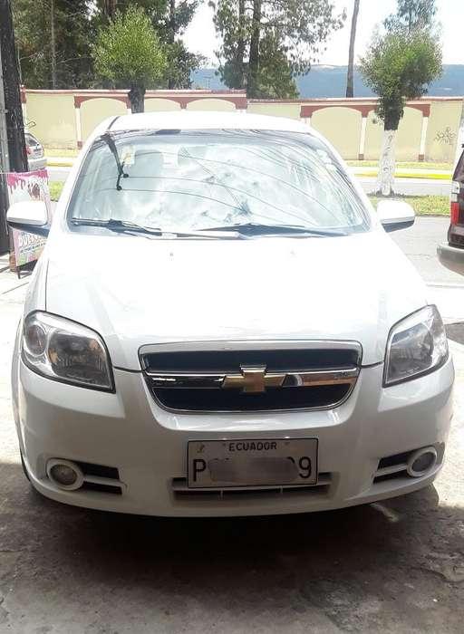 Chevrolet Aveo 2015 - 96000 km
