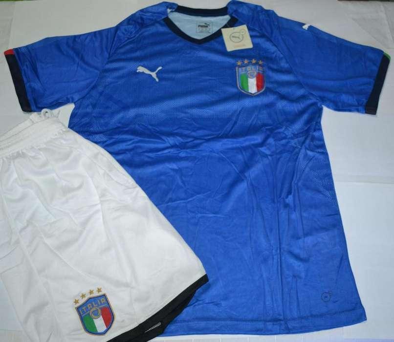 Conjunto Selección de Italia - Titular