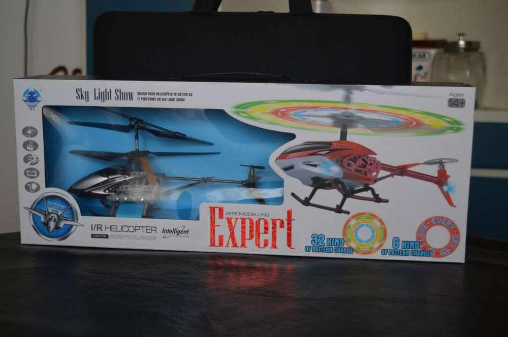 HELICOPTERO RADIOCONTROLADO EXPERT BF121