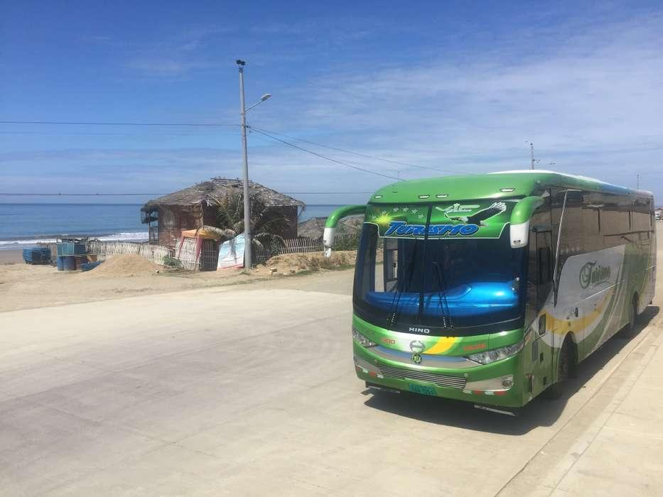 alquiler de bus de turismo