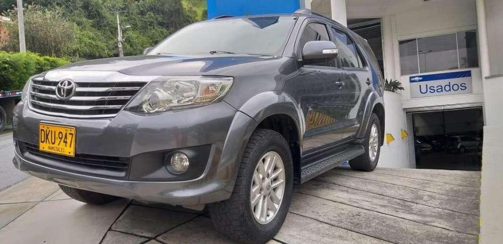 Toyota Fortuner 2013 - 121260 km
