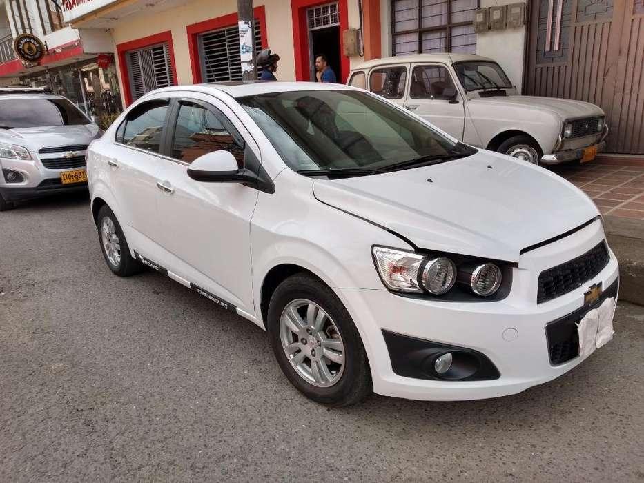 Chevrolet Sonic 2013 - 43000 km