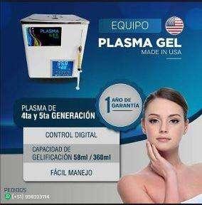 EQUIPO PLASMA GEL, CENTRIFUGA Y CANULA - OFERTA INSUPERABLE..