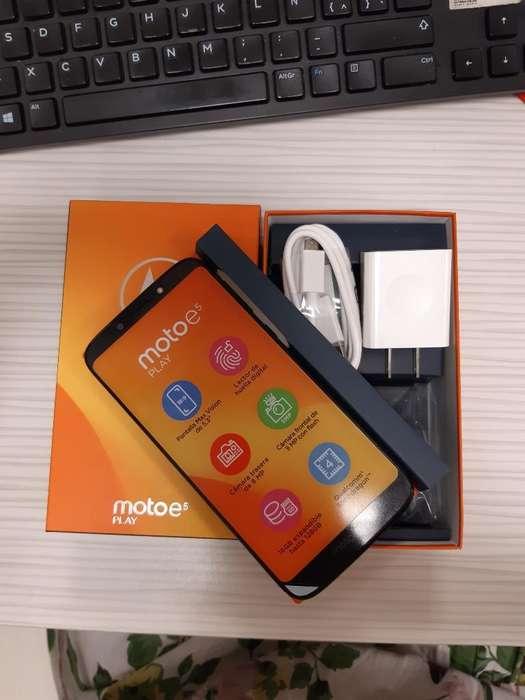 ¡a La Venta! Motorola Moto E5 Play