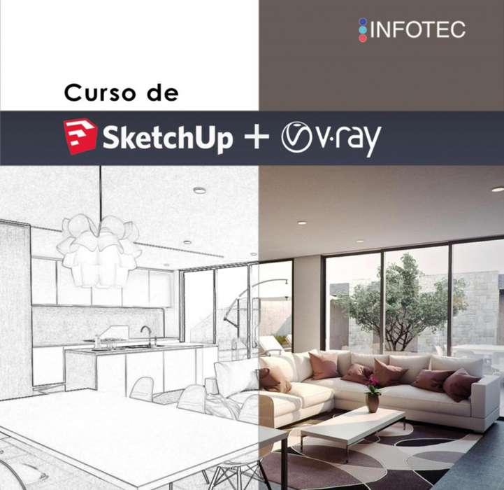 CURSO DE SKETCHUP VRAY - QUITO